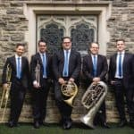 Seasons - A photo of Hogtown Brass